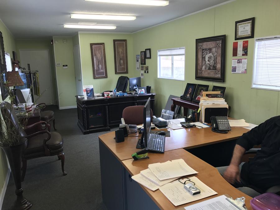 Jackson Collision Office